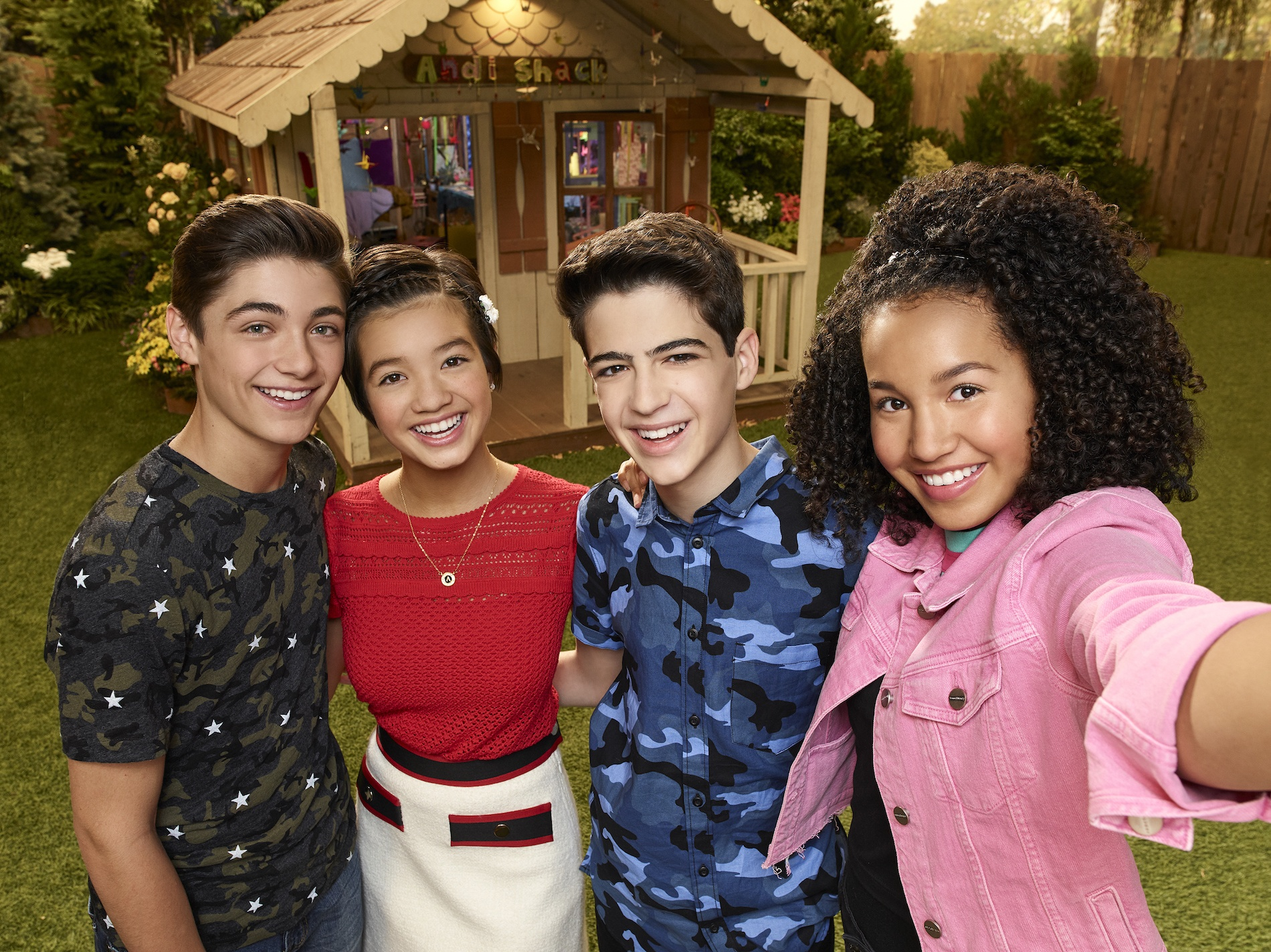 What It's Like to Audition for Disney Channel, According to 'Andi Mack' Creator Terri Minsky