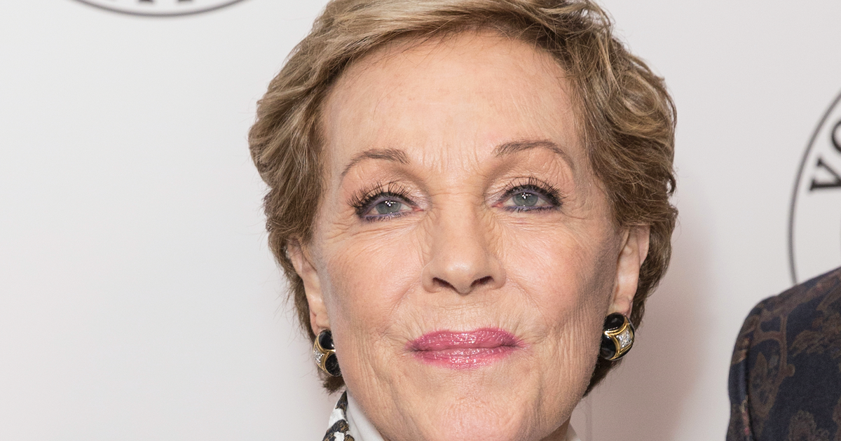 Julie Andrews' New Netflix Series Is Set In London + Casting Now
