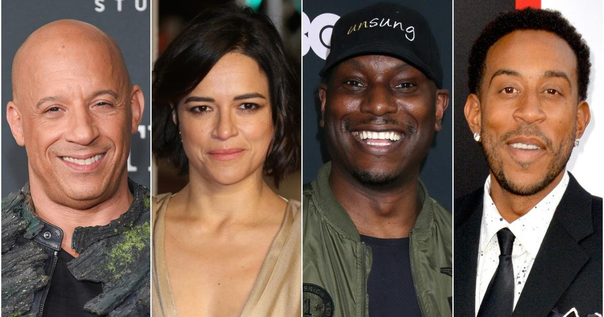 London What's Filming: 'Fast & Furious 9'