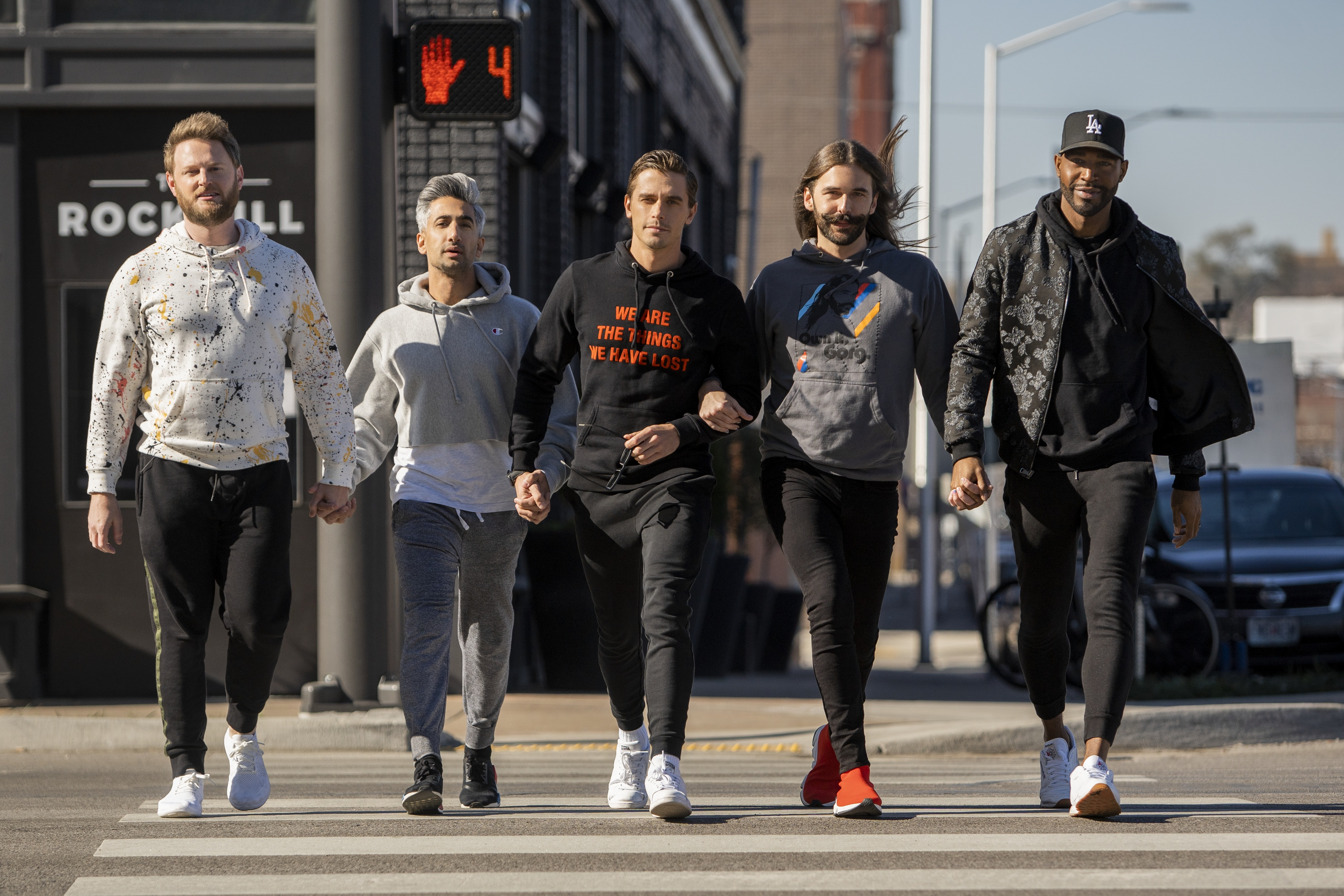 The 'Queer Eye' Fab Five Share How to Nail the Audition of a Lifetime