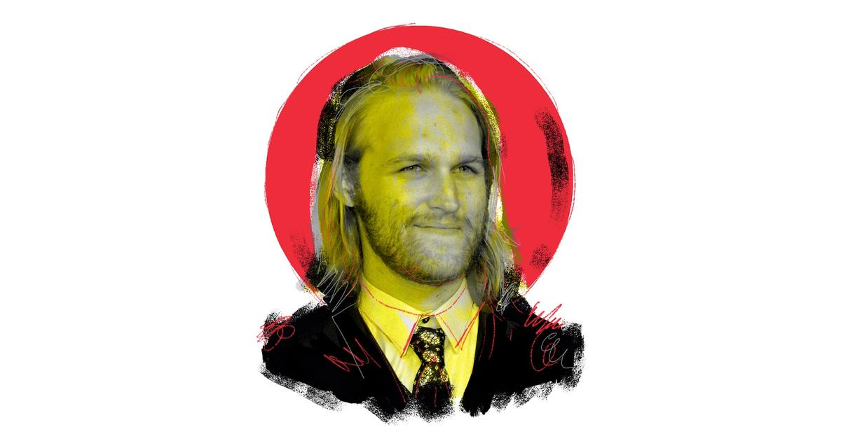 How Wyatt Russell Went From Hockey Pro to Starring on 'Black Mirror' + 'Lodge 49'