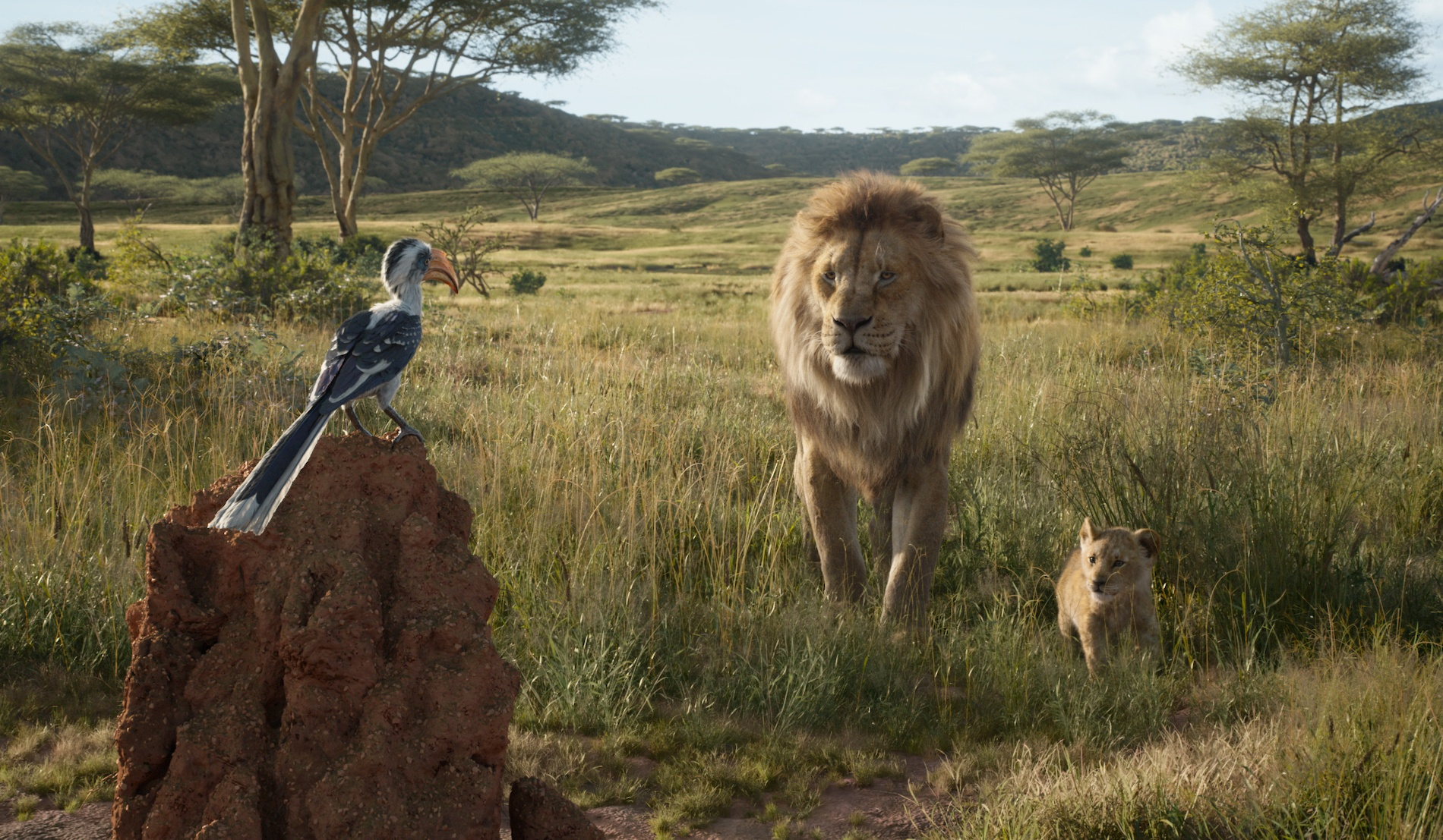 How Jon Favreau Updated 'The Lion King' for a New Generation