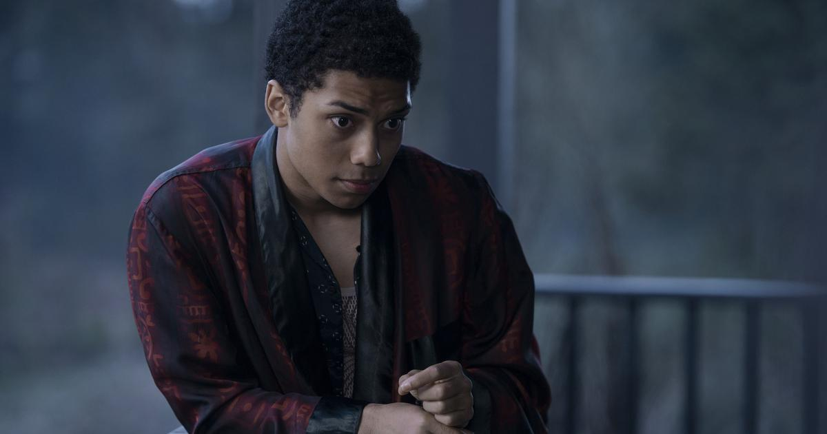 Chance Perdomo's No. 1 Piece of Advice for U.K. Actors to Break Into the U.S.