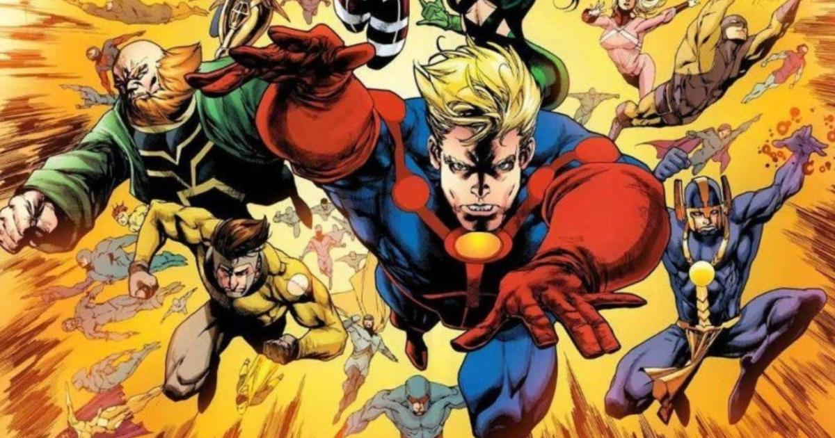 Rumorville: Marvel's 'The Eternals' Gets Another Possible Cast Member + What to Know