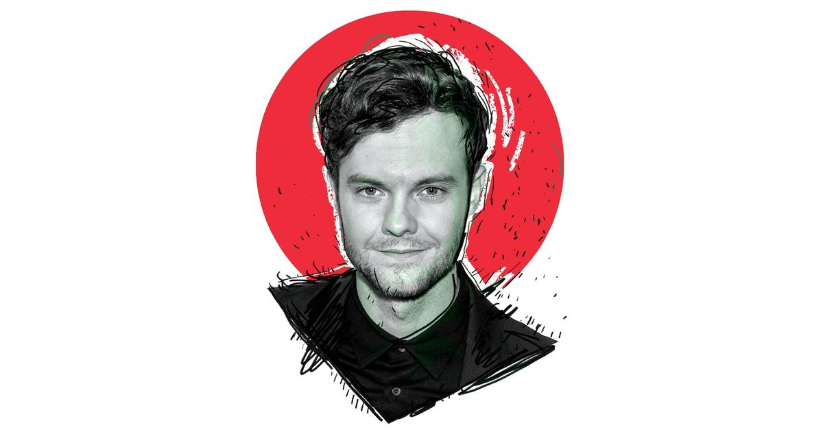 Jack Quaid Remembers That Time He Almost Broke His Nose Filming 'The Hunger Games'