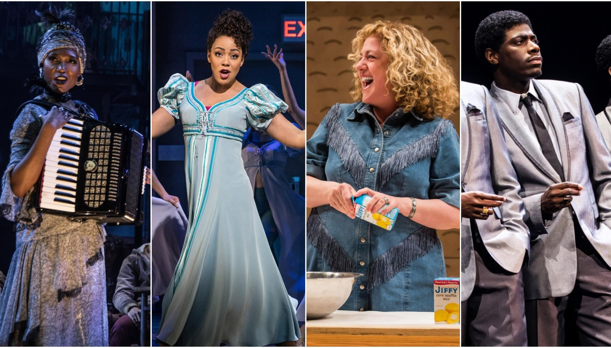 How Principal Actors From 'Hadestown,' 'Ain't Too Proud
