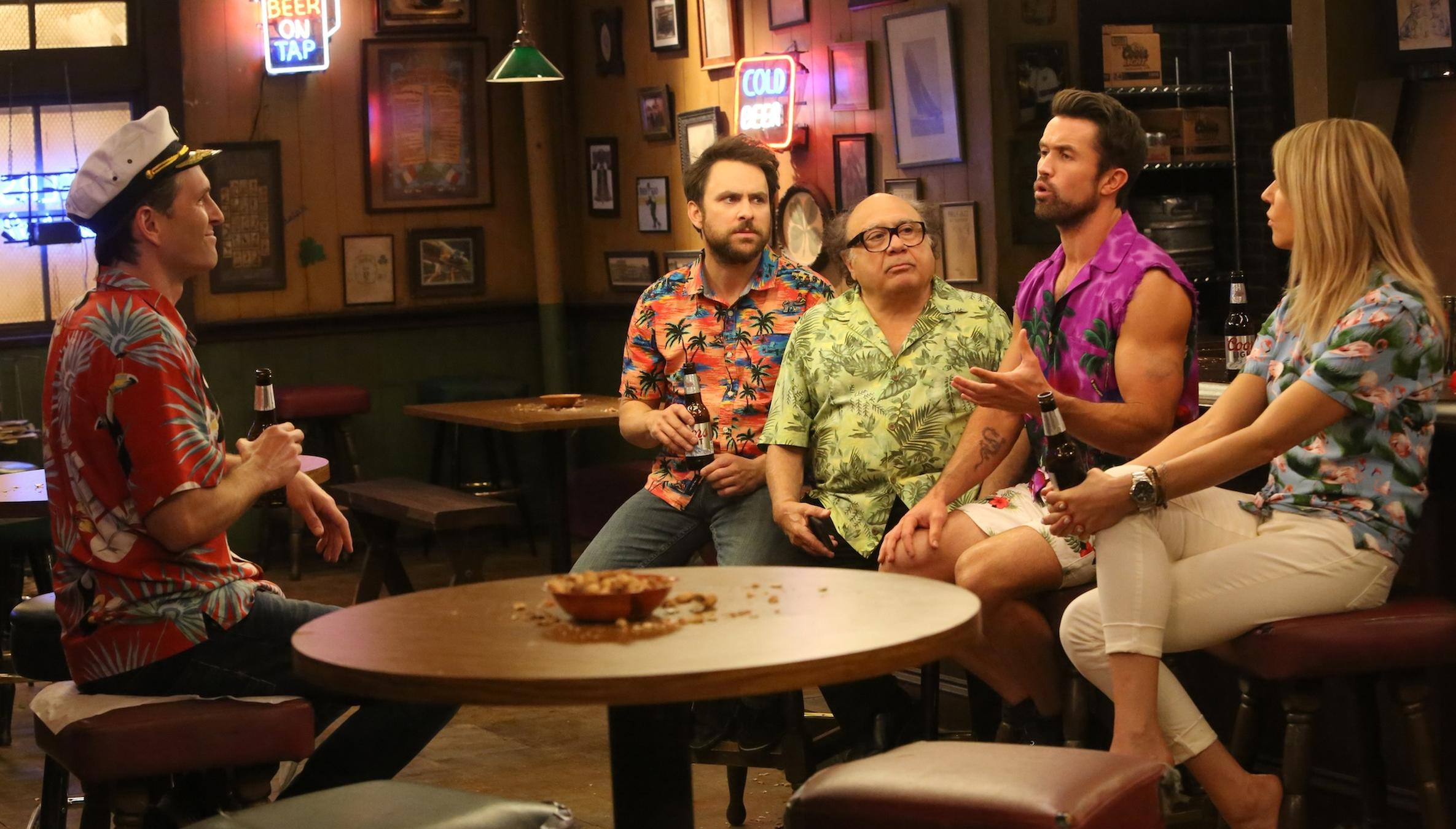 Always Sunny In Philadelphia Clips l.a. what's filming: season 14 of 'it's always sunny in