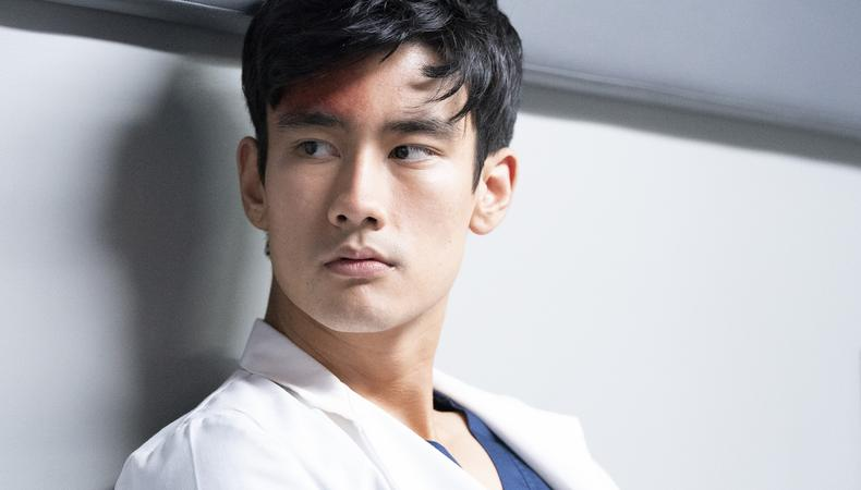 Alex Landi's Unlikely Journey to Becoming a 'Grey's Anatomy