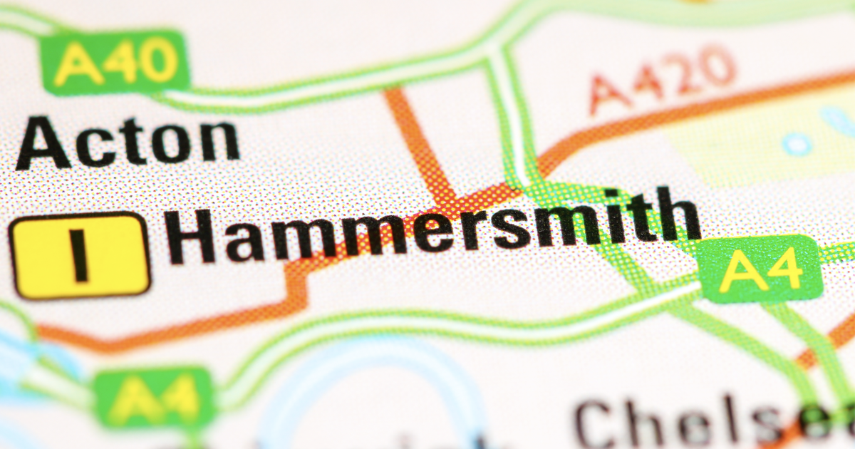 The Actor's Guide to Hammersmith