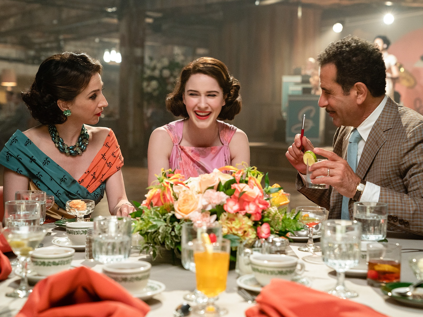 Why 'The Marvelous Mrs. Maisel' Has One of the Best Acting Ensembles of 2019