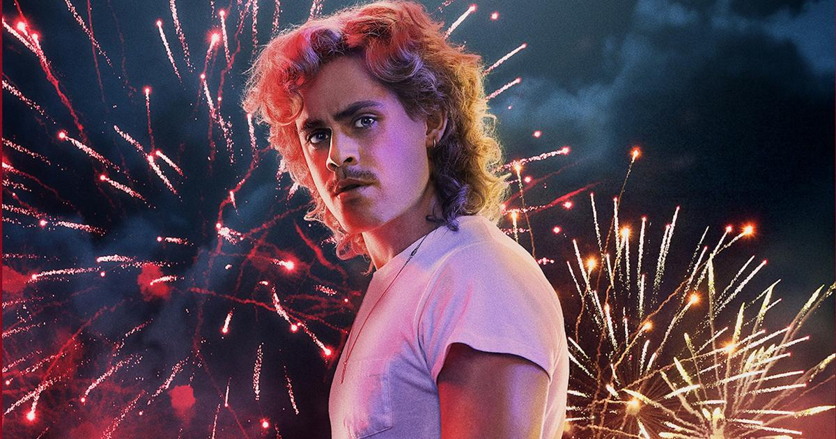 'Stranger Things' Star Dacre Montgomery Answers YOUR Questions Live on Camera