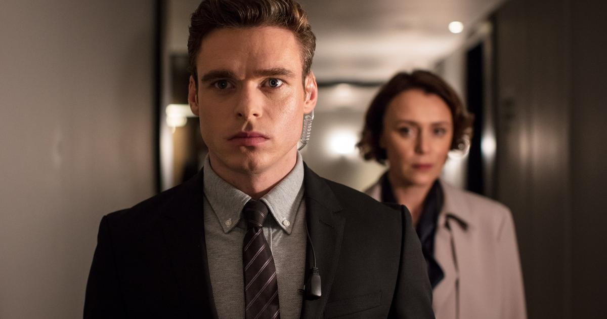 Jed Mercurio Knows 'Bodyguard' Wouldn't Be a Netflix Hit Without Richard Madden