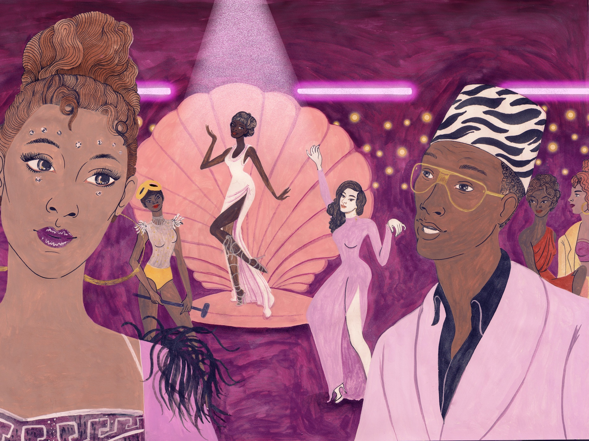 How the 'Pose' CD Built its History-Making Cast