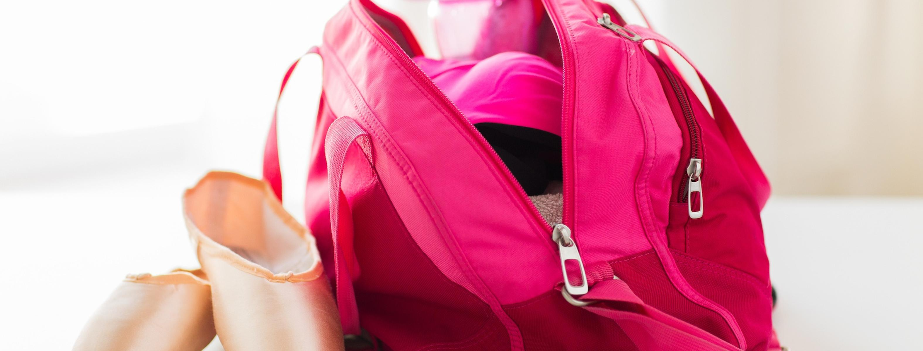 20 Essential Items to Pack in Your Dance Bag