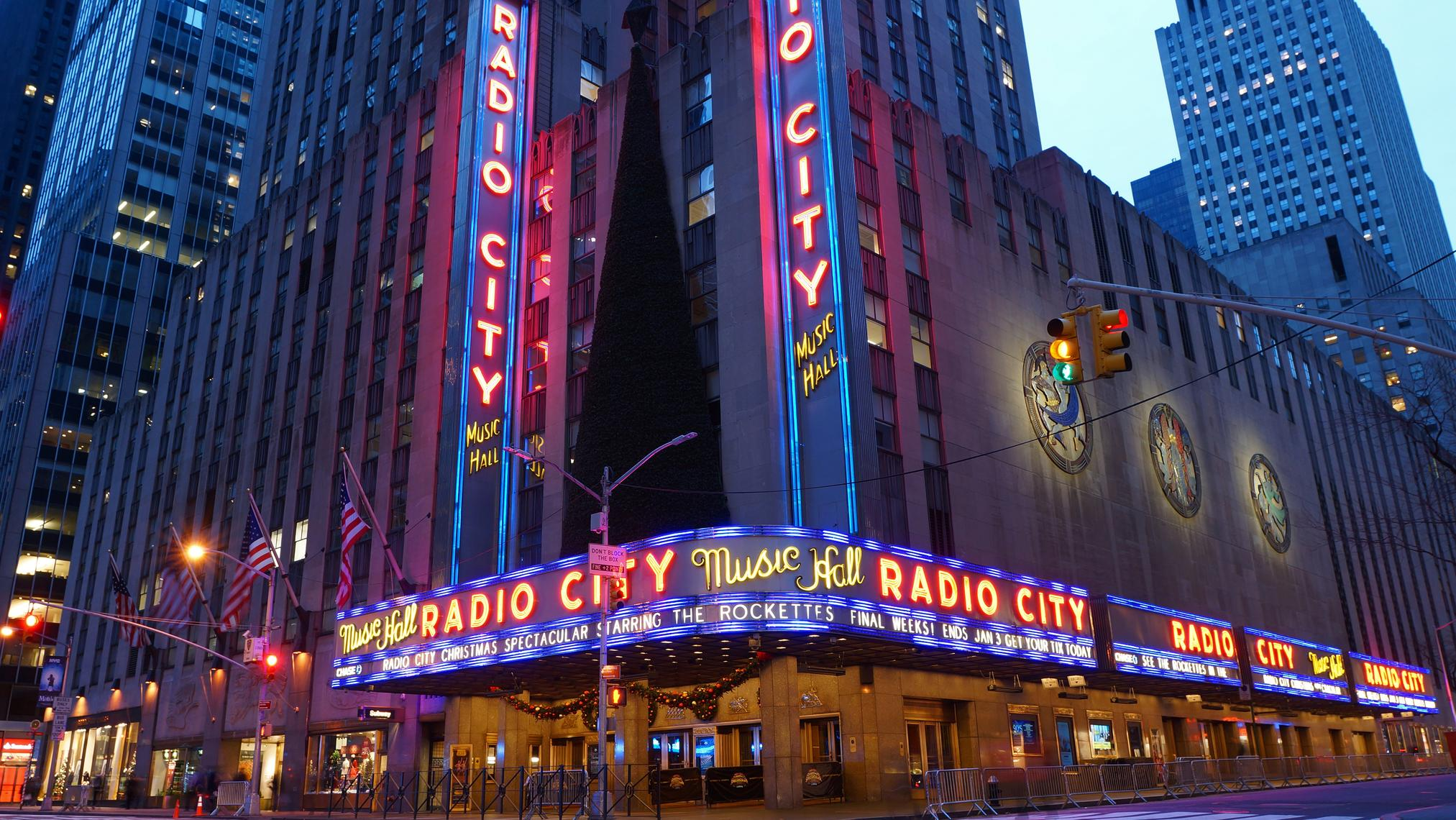 Now Casting: Work as an Ambassador for the Radio City