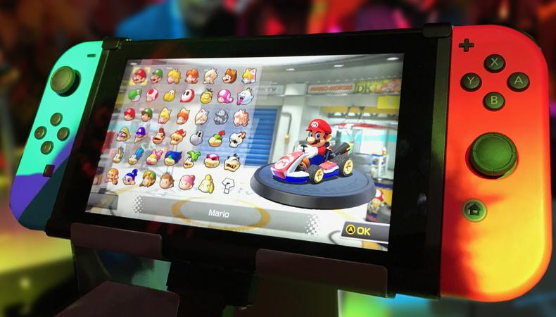 CASTING ALERT: Star in a Commercial for a Nintendo Switch
