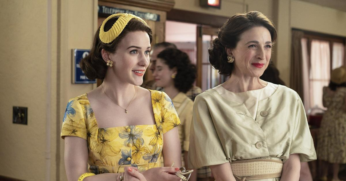 NYC What's Filming: Season 3 of Amazon's 'The Marvelous Mrs. Maisel'