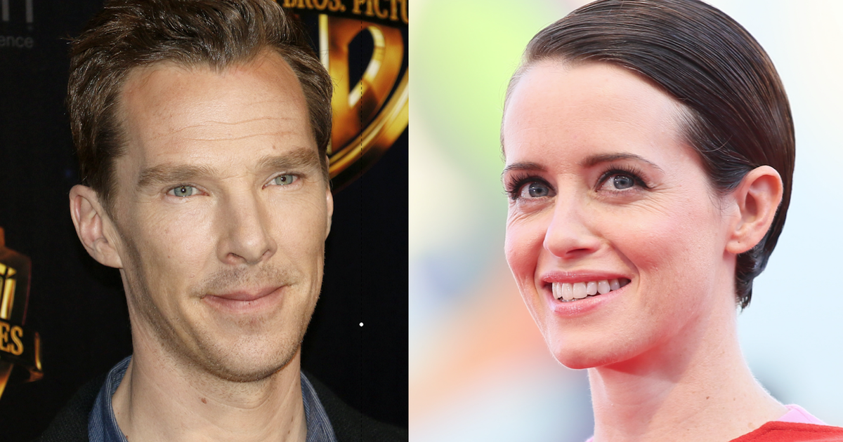 Get Cast with Benedict Cumberbatch and Claire Foy in Louis Wain + More