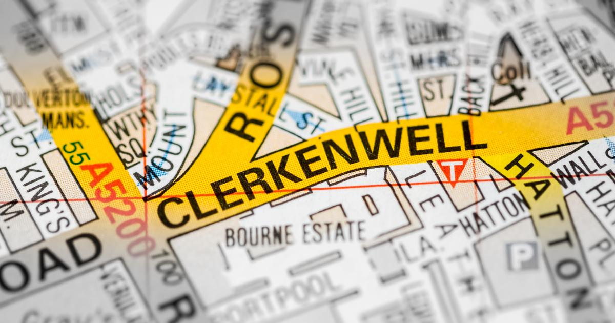 The Actor's Guide to Clerkenwell