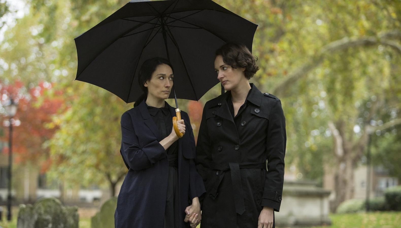 'Fleabag,' 'Game of Thrones,' Waller-Bridge + Comer Win at 71st Emmy Awards