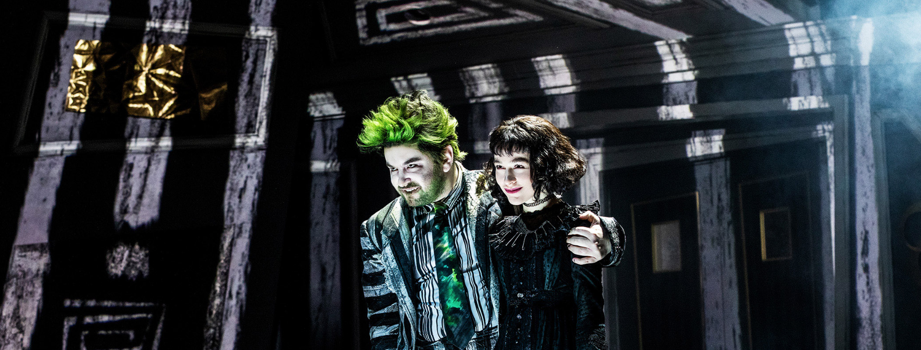 Now Casting Join The Ensemble Of Hit Broadway Musical Beetlejuice 3 More Gigs