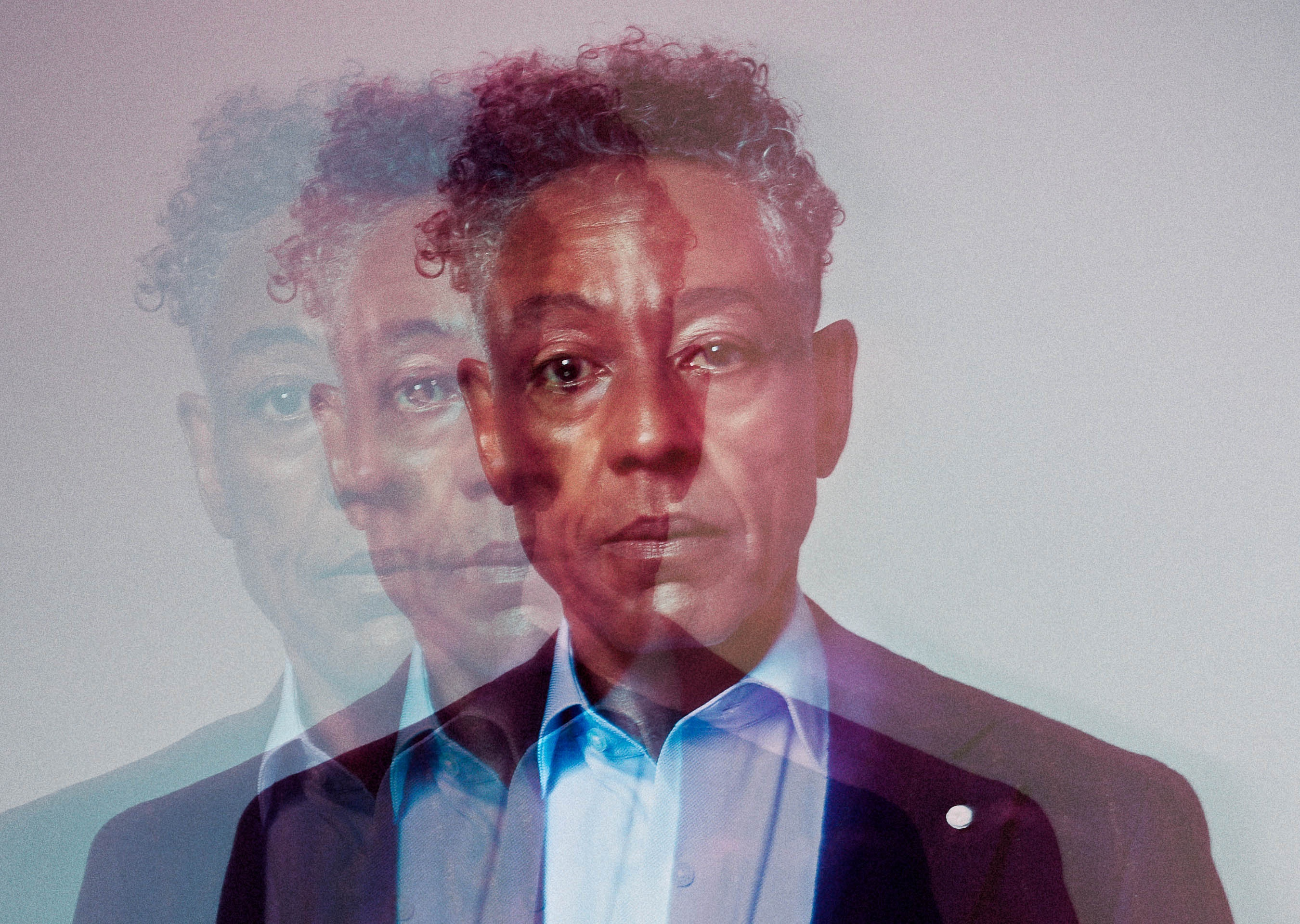 Piecing Together Giancarlo Esposito