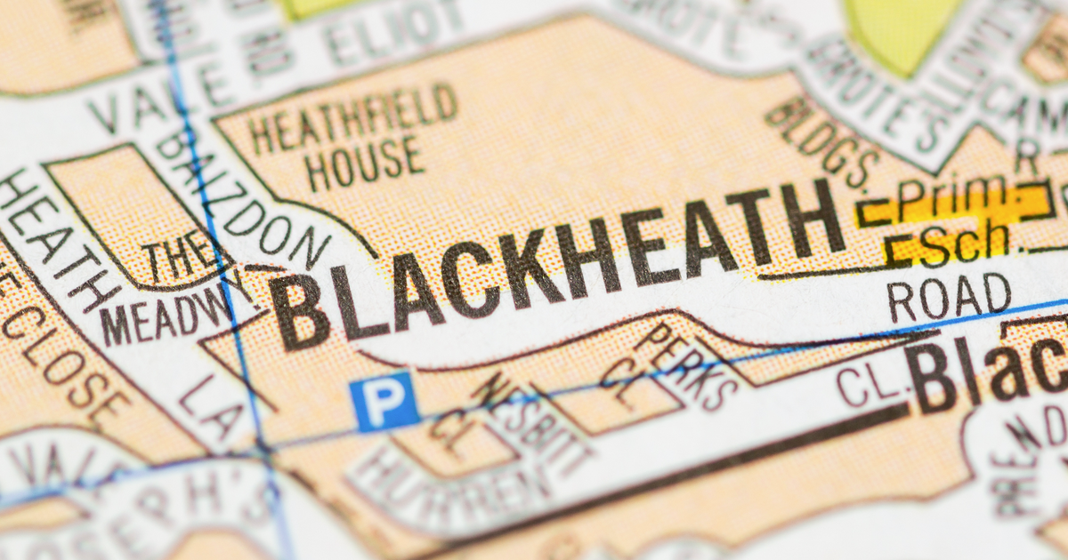 The Actor's Guide to Blackheath