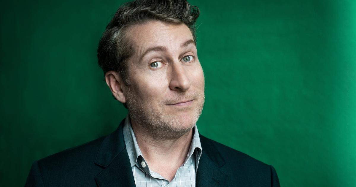 Improv Can Lead to a Thriving Career in Comedy—Just Ask Scott Aukerman