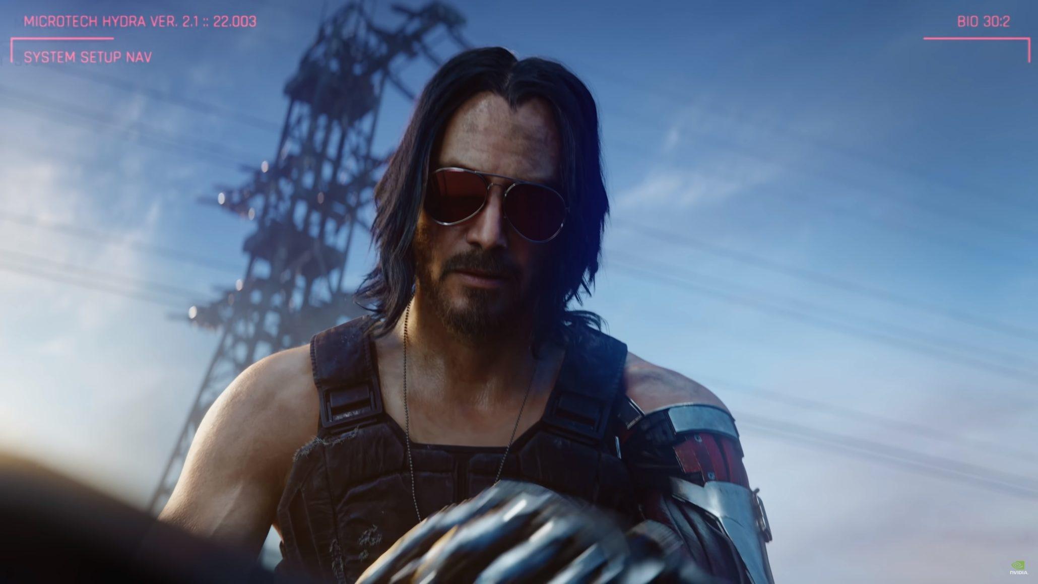 Keanu Reeves Game