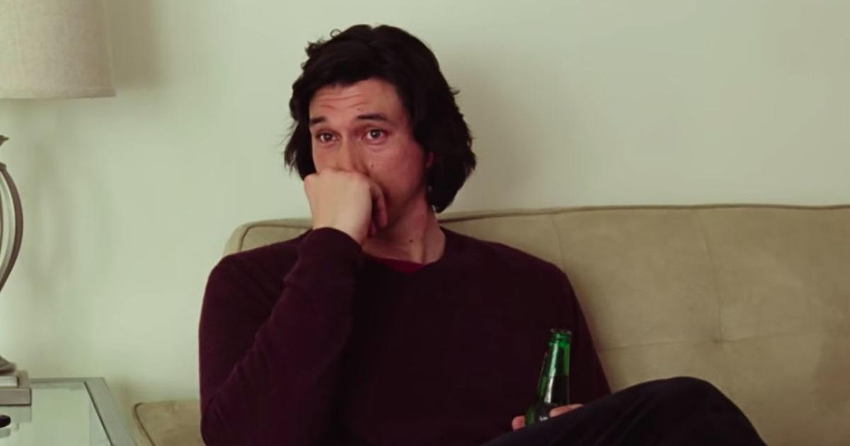 Adam Driver's Pre-Performance Warm-up Is Extremely Adam Driver