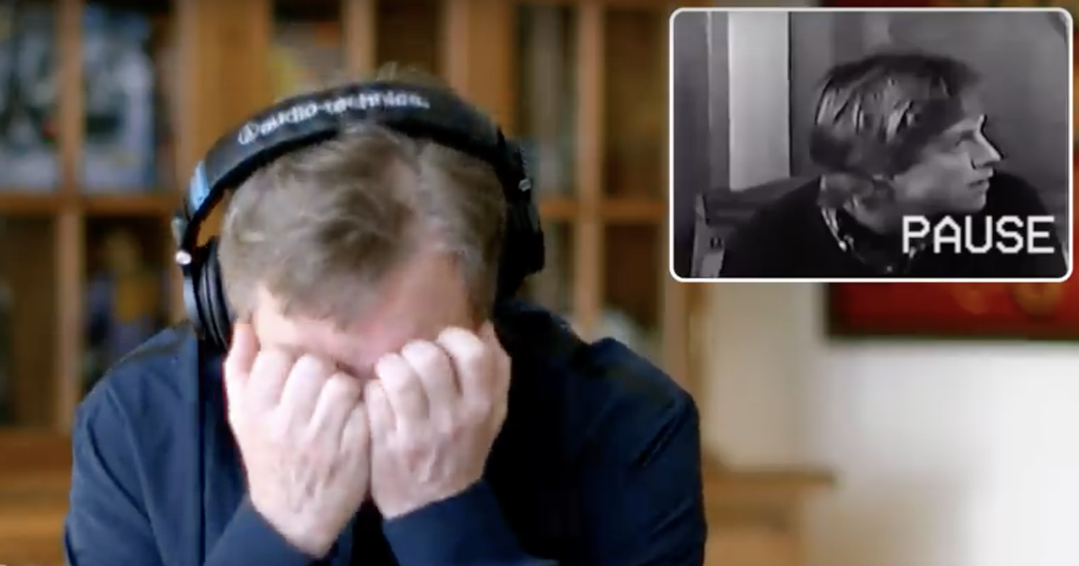 Mark Hamill Is Just As Self-Conscious As You Are Watching His First 'Star Wars' Audition