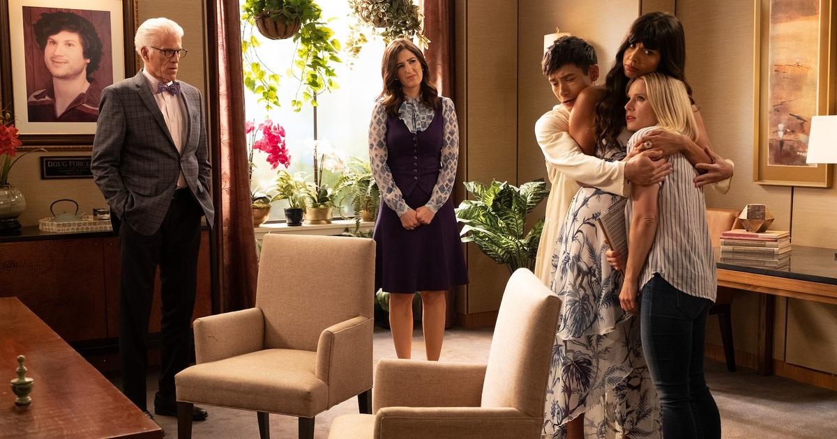 Why 'The Good Place' Has One of the Best Acting Ensembles of 2019