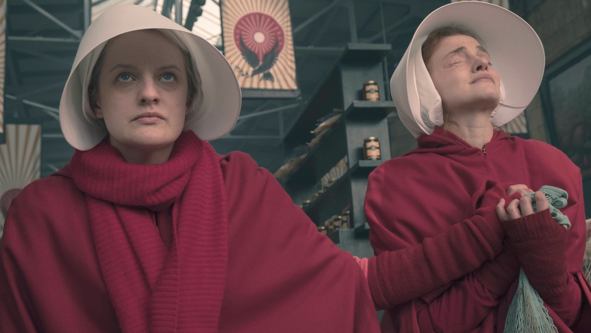 Why 'The Handmaid's Tale' Has One of the Best Acting Ensembles of 2019