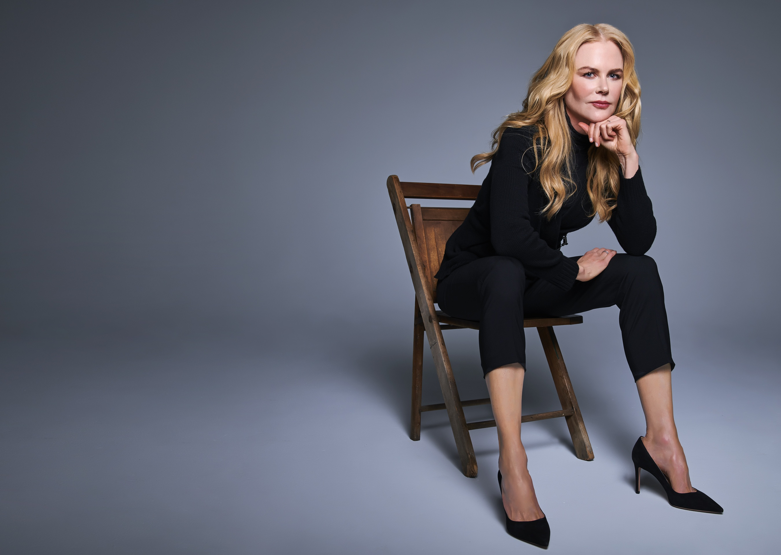 For Nicole Kidman, Acting Is in Her Blood—and the Results Are Revelatory