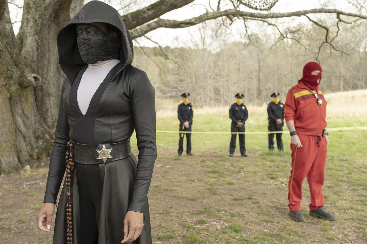 How to Pitch Yourself for a Series, According to 'Watchmen' Director Nicole Kassell
