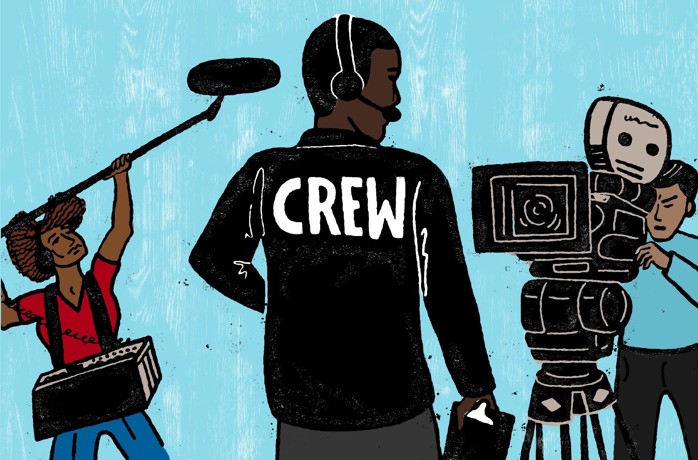 How to Get a Film Crew Job