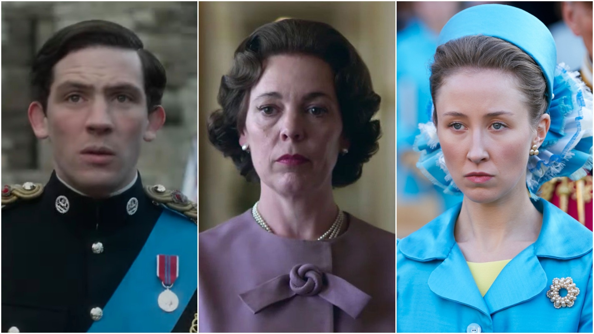 Which Drama School Unites These 3 Stars of 'The Crown'?