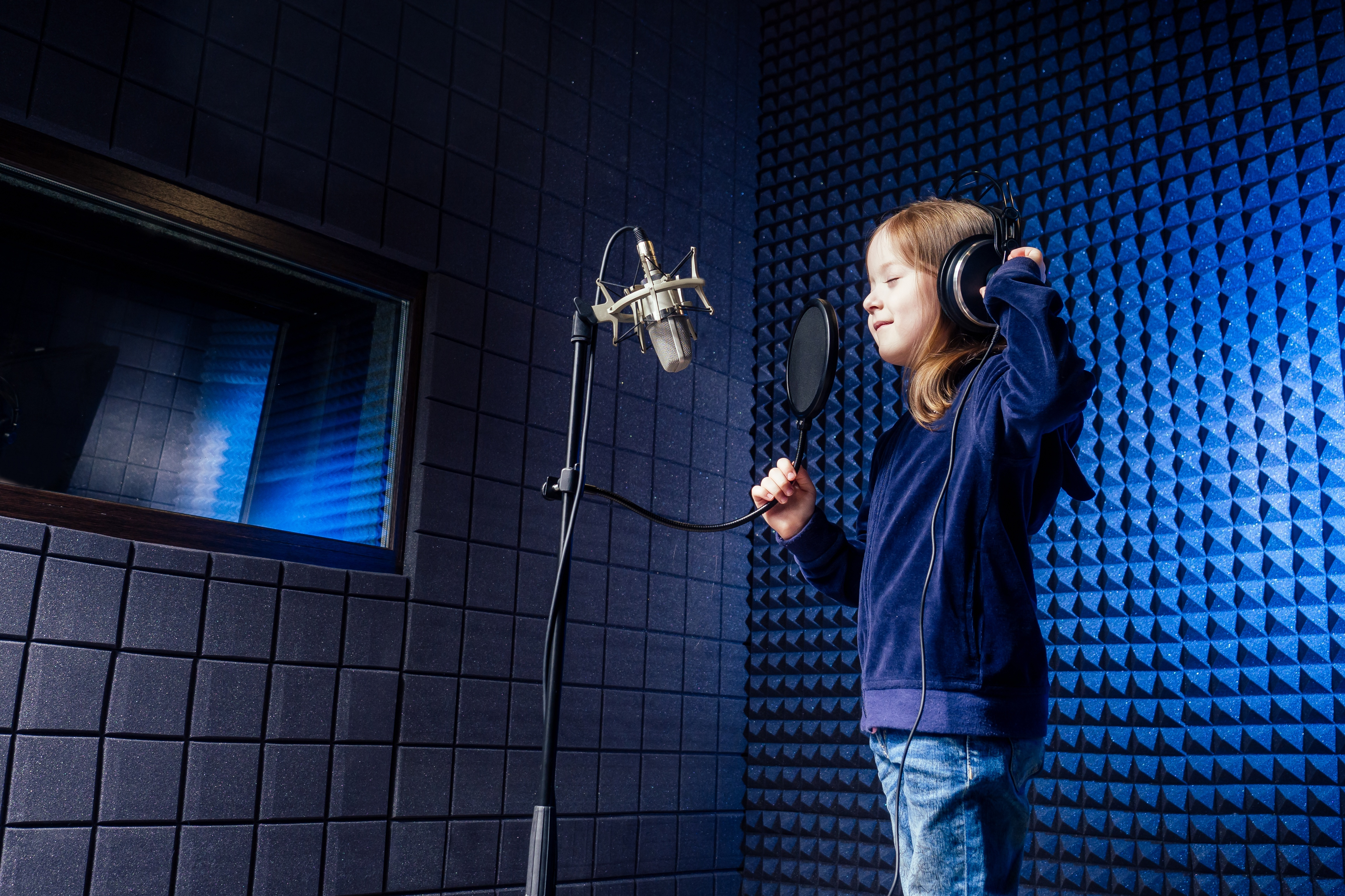 How to Get Your Child Voiceover Work