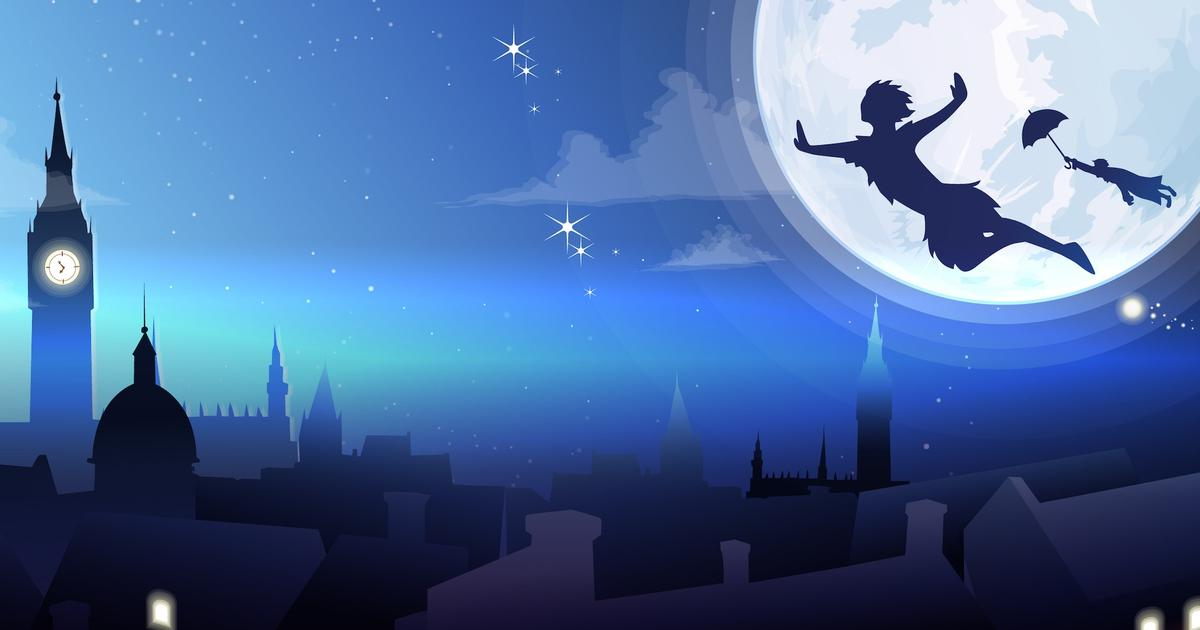 Journey to Neverland With Peter Pan on Disney+