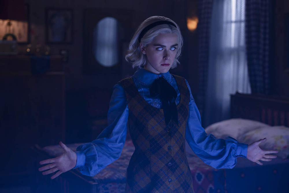 'Chilling Adventures of Sabrina' Is Back! Celebrate by Auditioning for These Netflix + Horror Projects