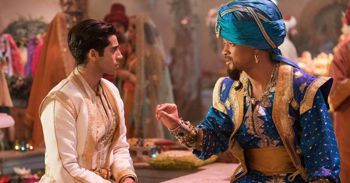 Rumorville: Disney Is Working on a Live Action 'Aladdin' Sequel