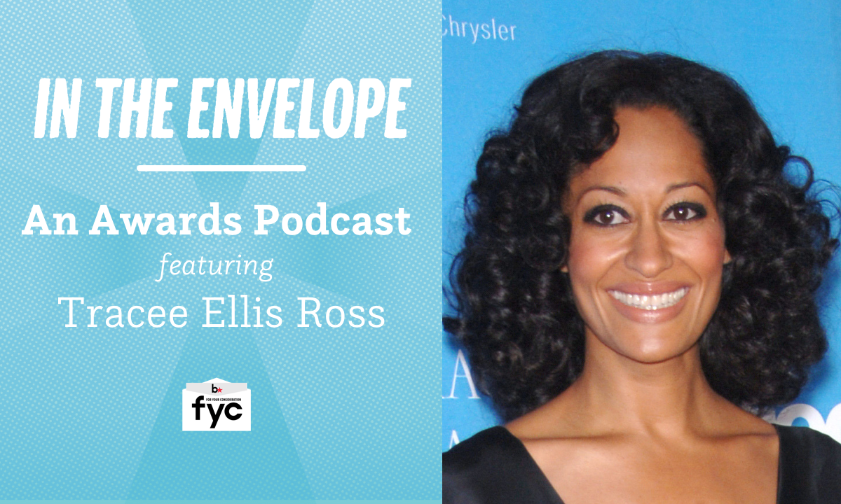 'Black-Ish' Emmy Nominee Tracee Ellis Ross on How to Become Yourself