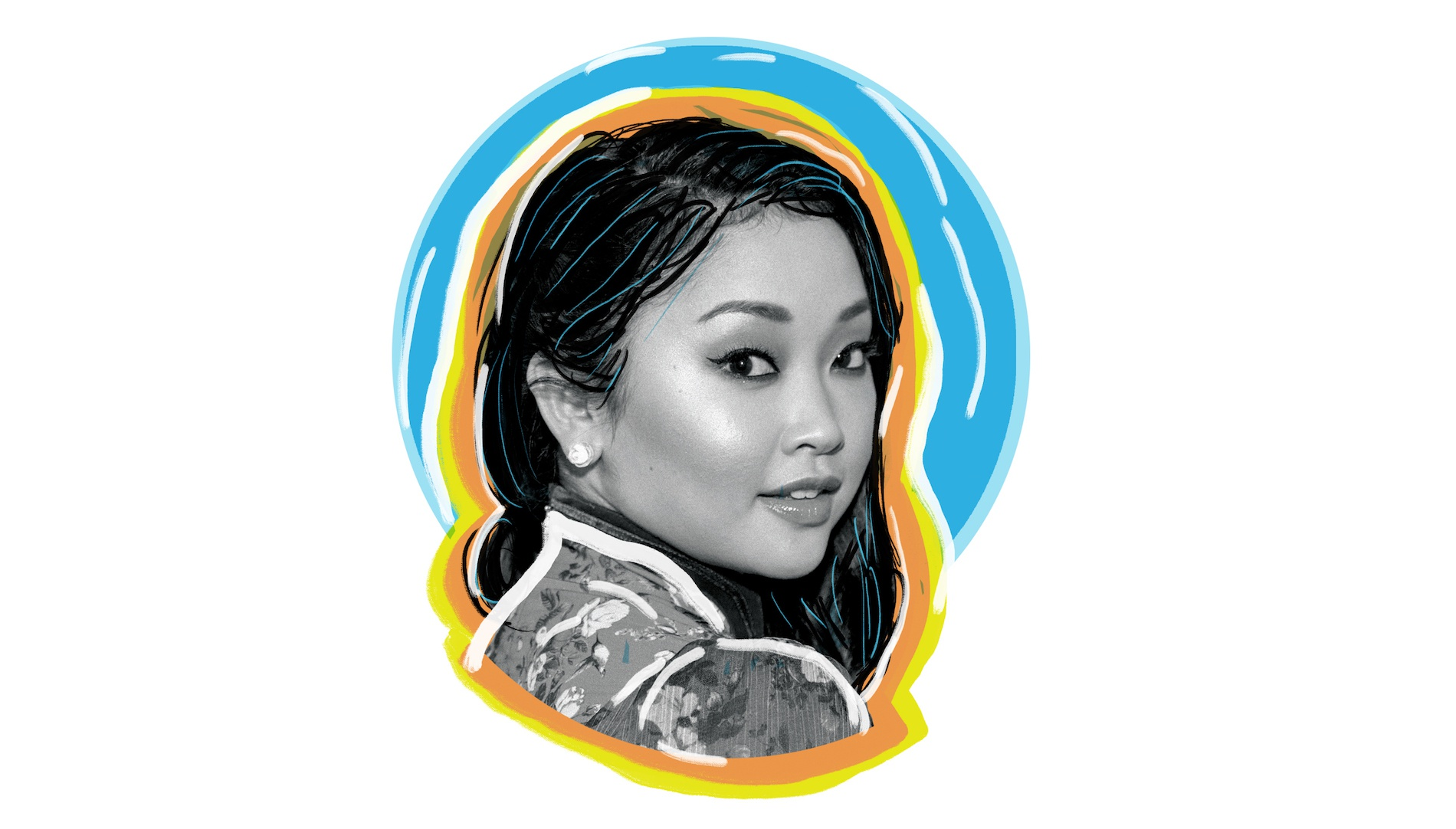 Lana Condor's Life Advice: 'Talk to Yourself Like You're Your Own Best Friend'