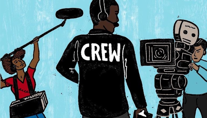 Crew 101: Everything You Need to Know About Getting Your First Job On Set