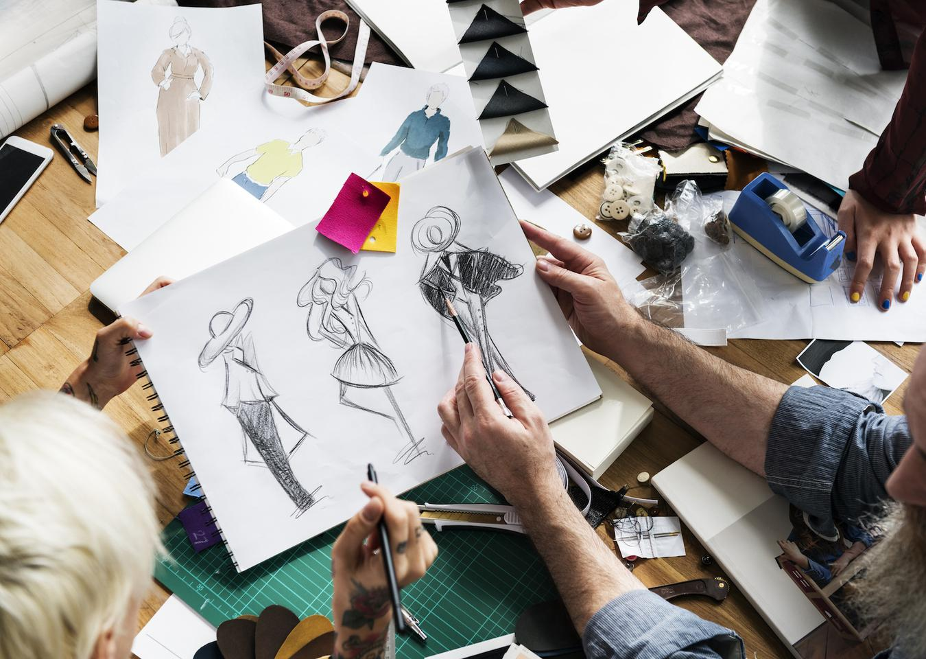 How To Get Started In Costume Design