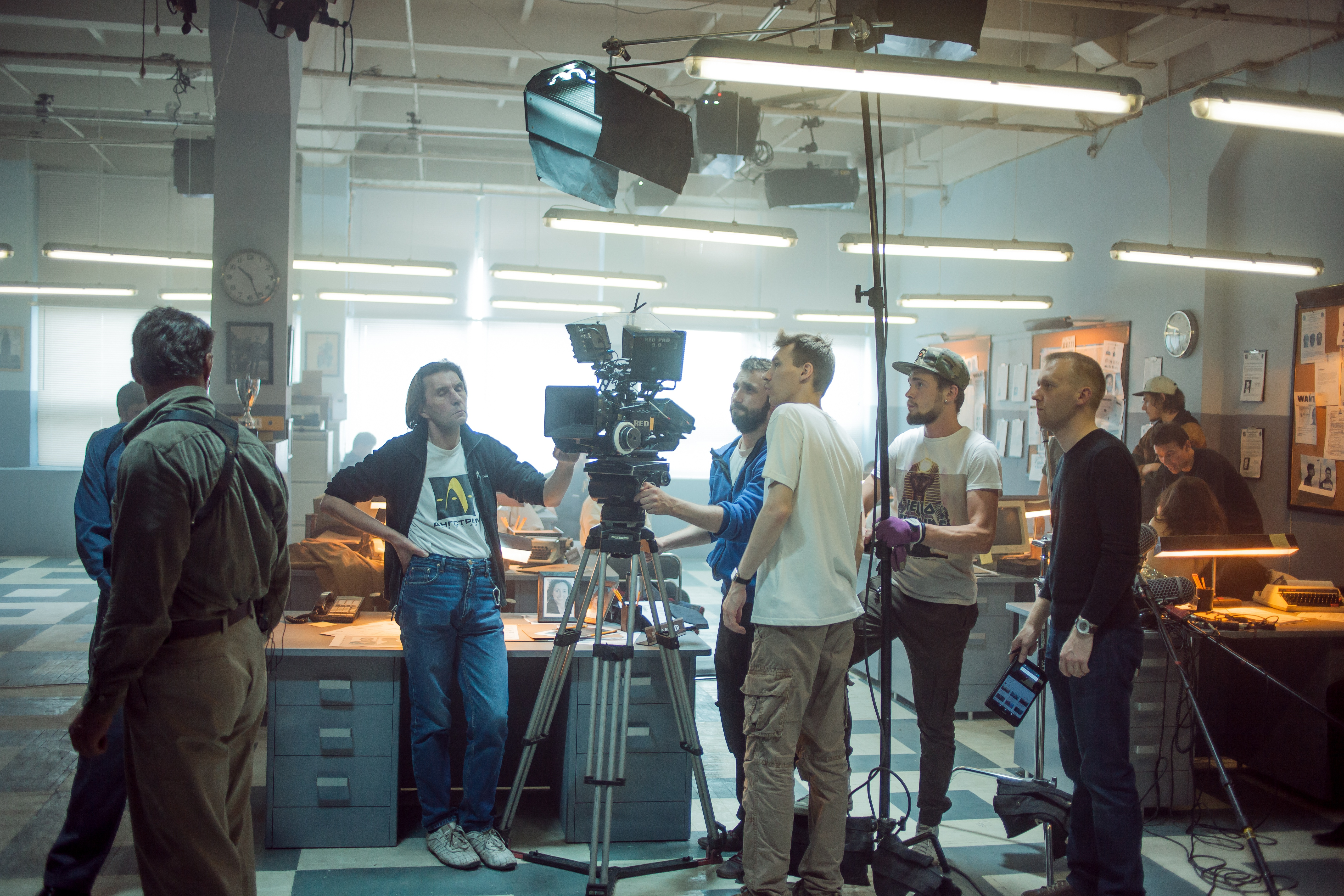 What to Look for When Hiring a Production Crew