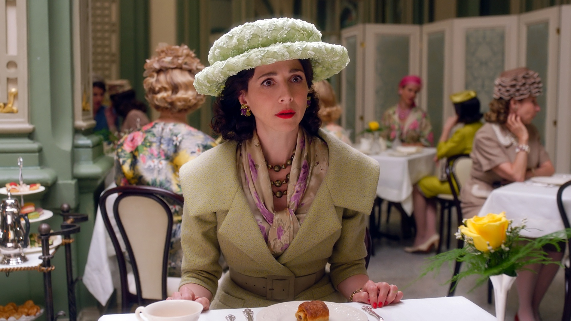 Why 'The Marvelous Mrs. Maisel' Sets Are Even More Elaborate Than You Think