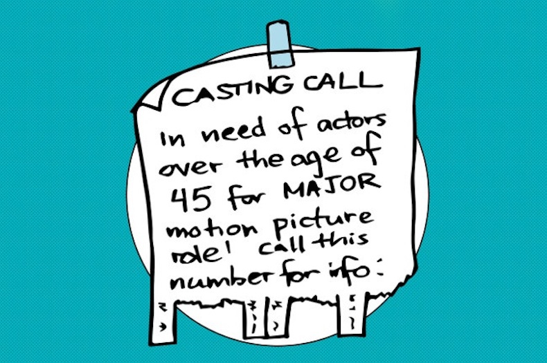 How To Become an Actor Later in Life