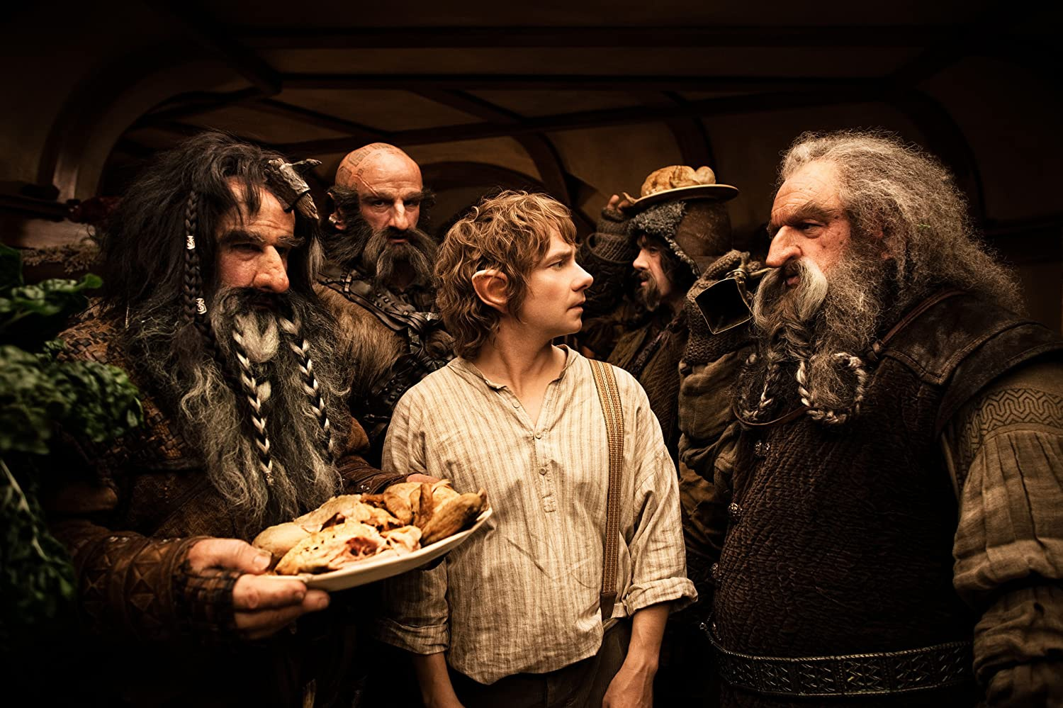 How the Prosthetics Team Behind 'The Lord of the Rings' Brings Creatures to Life