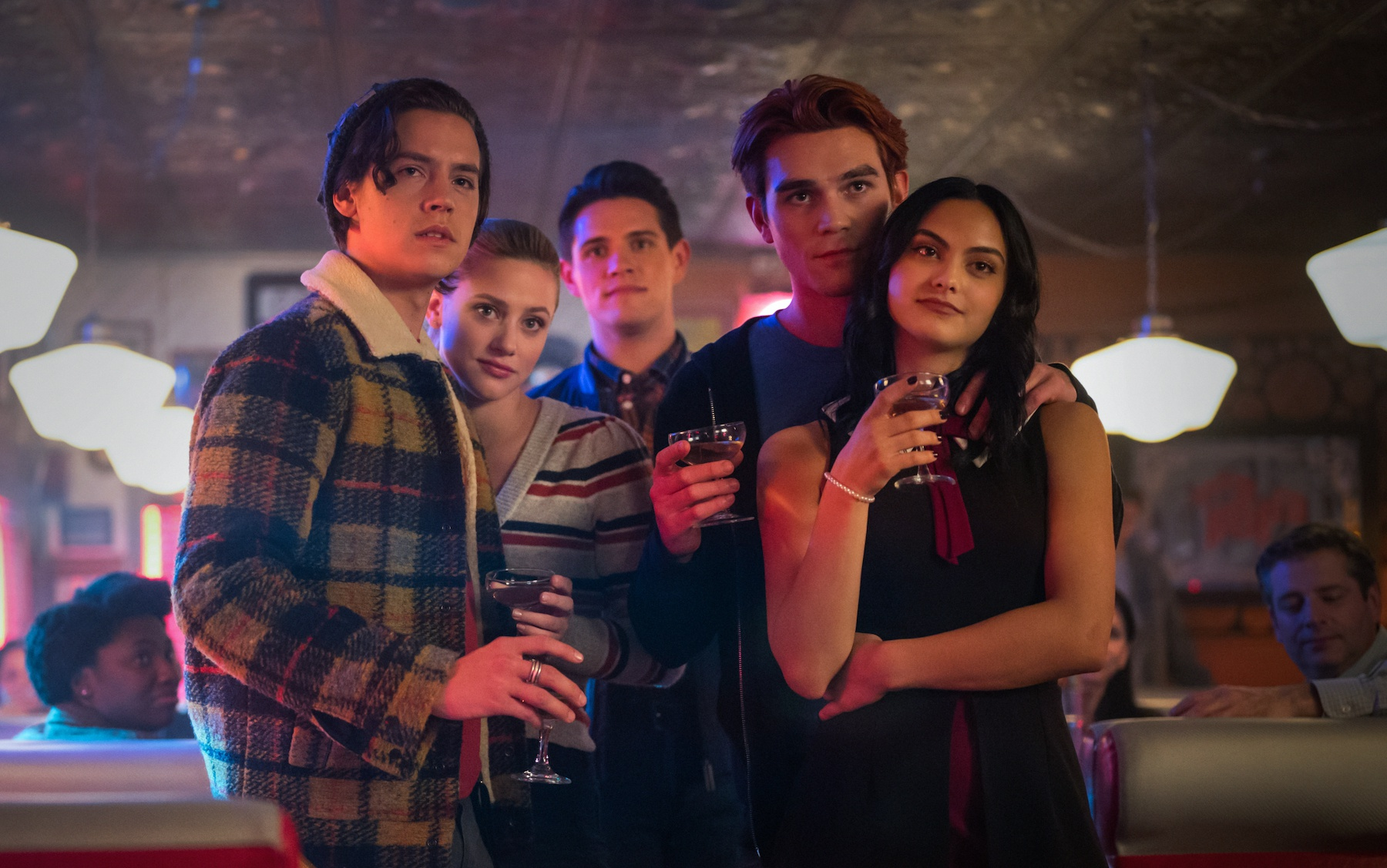 How to Get Cast on 'Riverdale'